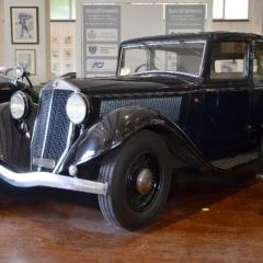 Lancia Artena  II serie - 1934.