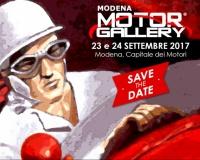 Modena Motor Gallery 23-24 Settembre 2017