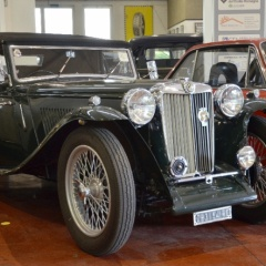 MG TB Tickford - 1939