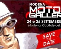 MODENA MOTOR GALLERY 2016 The Hall of Excellence in the Land of Motors 24-25 September 2016