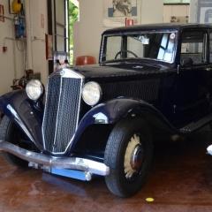 Lancia Augusta - 1936