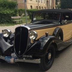Fiat 527 Ardita - 1934
