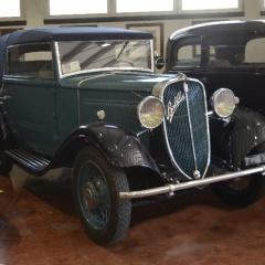 Fiat 508 Balilla Coupè Royal - 1933