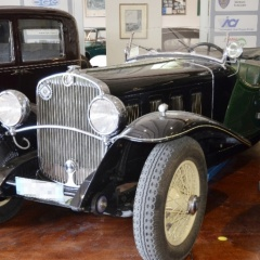 Fiat 525 SS – 1930