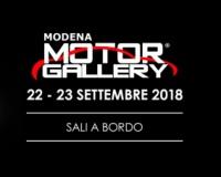 Modena Motor Gallery - 22 e 23 Settembre