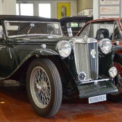 MG TB Tickford - 1939