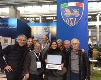 The Scuderia San Martino awarded by ASI