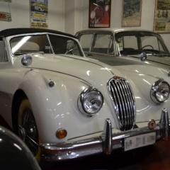 Jaguar XK 140 - 1958